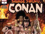 Savage Sword of Conan Vol 2 7