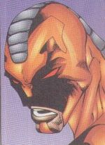 Scorpio (Ecliptic) (Earth-616) from Alpha Flight Vol 2 1 0001