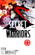 Secret Warriors Vol 1 23