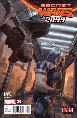 Secret Wars 2099 Vol 1 4