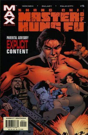Shang-Chi Master of Kung Fu Vol 1 5