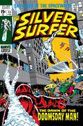Silver Surfer Vol 1 13