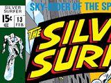 Silver Surfer Vol 1 13