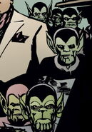Skrulls (Earth-9997) Earth X Vol 1 0