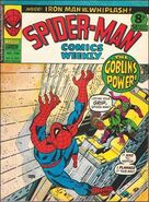 Spider-Man Comics Weekly Vol 1 134