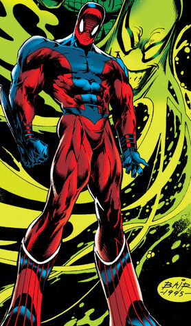 File:Spidercide (Earth-616) from Spider-Man The Jackal Files Vol 1 1 0001.jpg