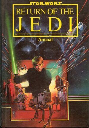 Star Wars Annual (UK) Vol 1 7