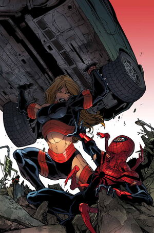 Superior Spider-Man Vol 1 21 Textless