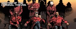 Thieves Guild (Cardinals) (Earth-616) from Gambit Vol 5 16 001