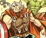 Thor Odinson (Earth-88201) from Avengers Halloween Special Vol 1 1 001