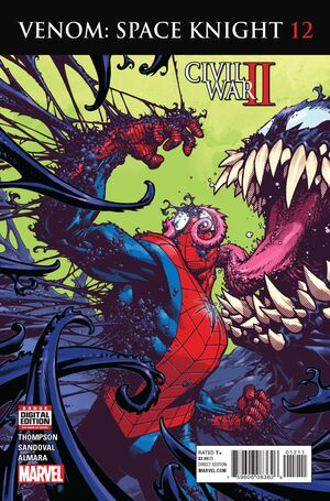 Venom Space Knight Vol 1 12