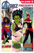 A-Force Presents TPB Vol 1 6