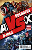 AVX Vs. Vol 1 1 Second Printing Variant