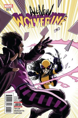 All-New Wolverine Vol 1 17