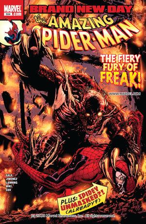 Amazing Spider-Man Vol 1 554