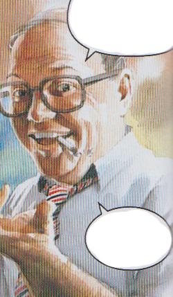 Barney Bushkin (Earth-616) from Marvels Vol 1 2 0001
