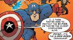Benjamin Parker (Captain America) (Earth-615) from Secret Wars Too Vol 1 1