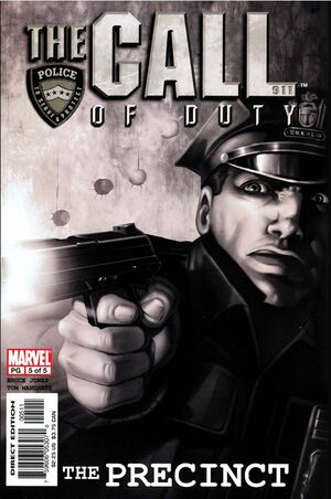 Call of Duty The Precinct Vol 1 5