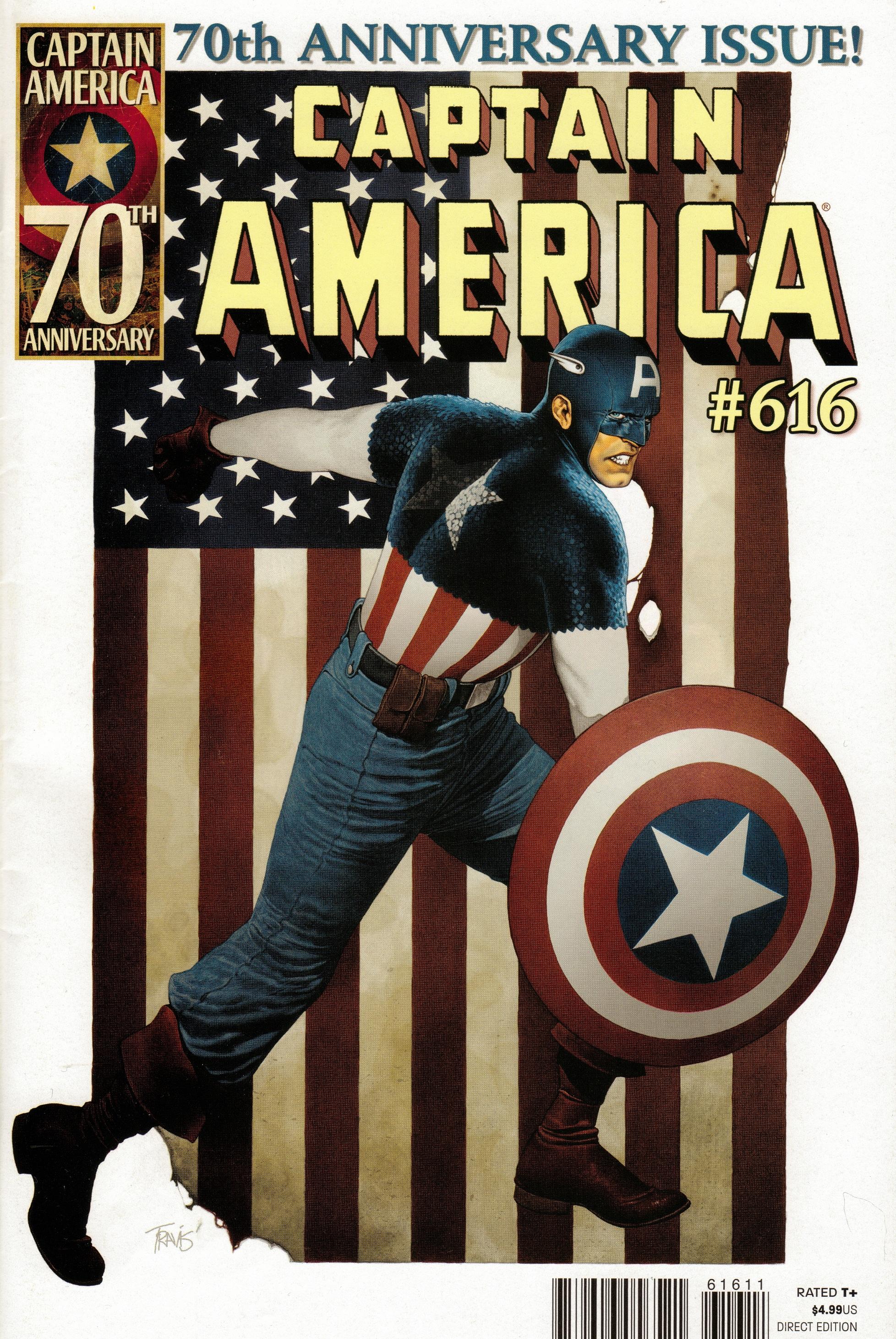 Captain America Vol 1 616