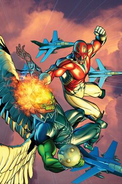 Captain Britain and MI-13 Vol 1 1 Textless Peterson