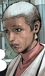 Claire Temple (Earth-807128) from Old Man Hawkeye Vol 1 1 0001