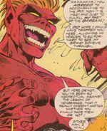 D'Kay (Earth-616) from Marvel Comics Presents Vol 1 117 0001