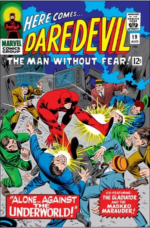 Daredevil Vol 1 19