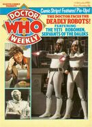 Doctor Who Weekly Vol 1 25
