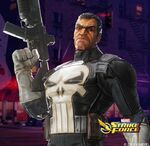Frank Castle (Earth-TRN670) from Marvel Strike Force 002