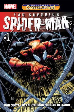 Halloween ComicFest Vol 2018 Superior Spider-Man