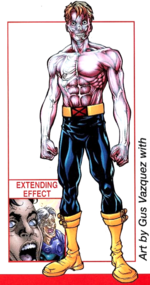 Hector Rendoza (Earth-616) from X-Men Earth's Mutant Heroes Vol 1 1