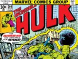 Incredible Hulk Vol 1 209