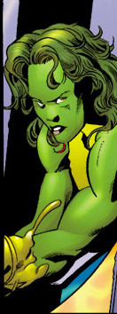 Jennifer Walters (Earth-1815) from Exiles Vol 1 2 0001