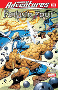 Marvel Adventures Fantastic Four Vol 1 31