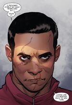 Miles Morales (Earth-616) from Spider-Men II Vol 1 1 001