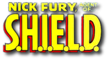 Nick Fury, Agent of S.H.I.E.L.D. (1989) logo2
