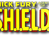Nick Fury, Agent of S.H.I.E.L.D. Vol 1