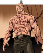 Noah St. Germain (Earth-616) from Morbius The Living Vampire Vol 2 2 001