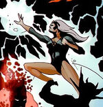Ororo Munroe (Earth-10349) from New Mutants Vol 3 9 0001
