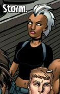 Ororo Munroe (Earth-1610) from Cataclysm Ultimates' Last Stand Vol 1 4