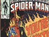 Peter Parker, The Spectacular Spider-Man Vol 1 103