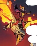 Phoenix (Warp World) (Earth-616) from Infinity Wars Infinity Warps Vol 1 2 001