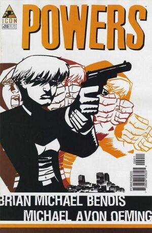 Powers Vol 1 20