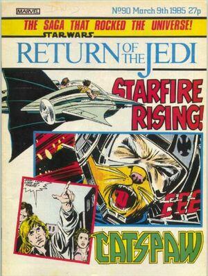 Return of the Jedi Weekly (UK) Vol 1 90