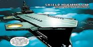 S.H.I.E.L.D. Helicarrier Iliad from Avengers Standoff Assault On Pleasant Hill Alpha Vol 1 1 001