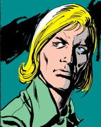Samuel Sterns (Earth-616) as John Doe from Incredible Hulk Vol 1 213 0001