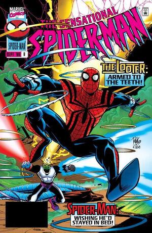 Sensational Spider-Man Vol 1 8