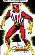 Shiro Yoshida (Earth-616) from X-Men Vol 1 118 001