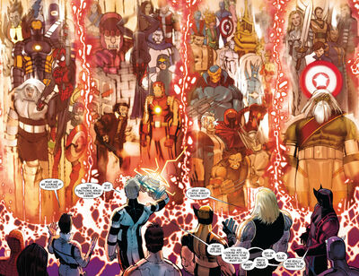 Space-Time Continuum from Avengers Vol 4 2 001
