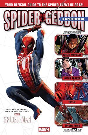 Spider-Geddon Handbook Vol 1 1